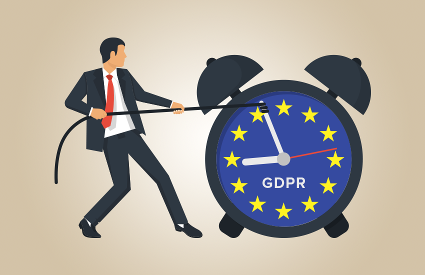 5 Last Minute Steps to GDPR Readiness Countdown Time May 2018