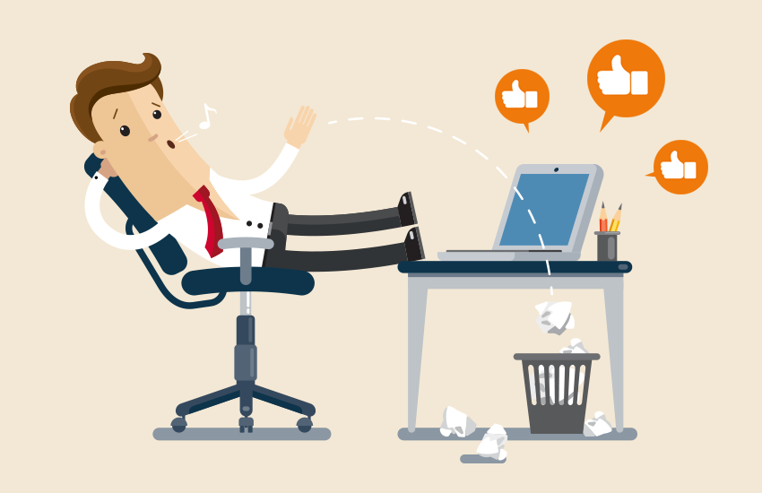 Don't let Cyberloafing Crush Work Productivity