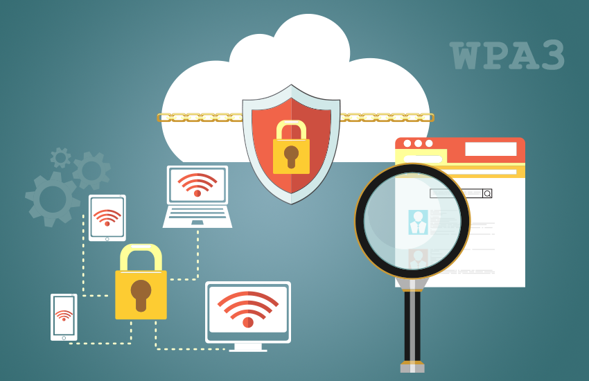 WPA3 and KRACK Wireless Security