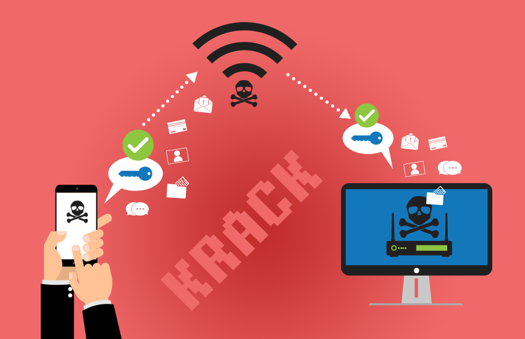 Wi Fi Security KRACK Attack WPA2 Vulnerability