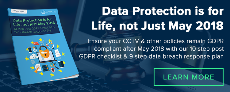 Data Protection CCTV GDPR for Life